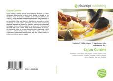 Copertina di Cajun Cuisine