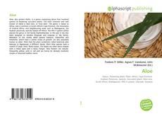 Capa do livro de Aloe