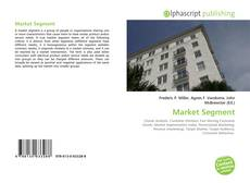 Bookcover of Market Segment