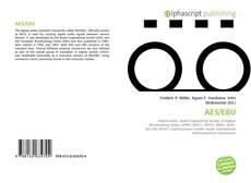 Bookcover of AES/EBU