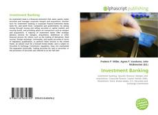 Bookcover of Investment Banking