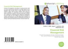 Buchcover von Financial Risk Management