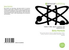Bookcover of Beta Particle