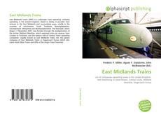 Buchcover von East Midlands Trains