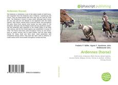 Bookcover of Ardennes (horse)