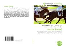 Bookcover of Invasor (horse)