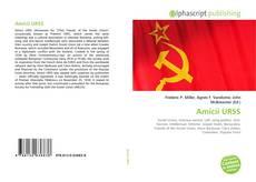 Обложка Amicii URSS