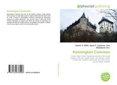 Portada del libro de Kennington Common