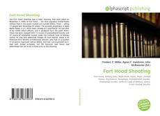 Fort Hood Shooting kitap kapağı