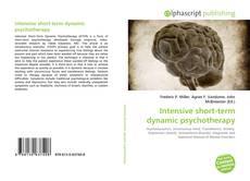 Copertina di Intensive short-term dynamic psychotherapy