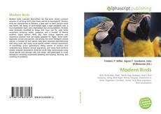 Bookcover of Modern Birds