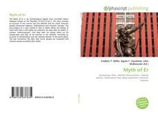 Buchcover von Myth of Er