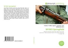 Bookcover of M1903 Springfield