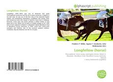Bookcover of Longfellow (horse)