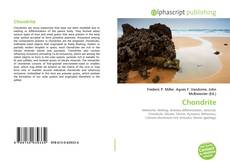 Bookcover of Chondrite
