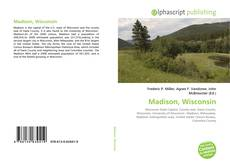 Capa do livro de Madison, Wisconsin