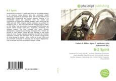 Bookcover of B-2 Spirit