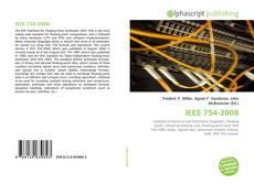 Bookcover of IEEE 754-2008