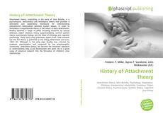 Обложка History of Attachment Theory