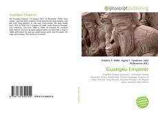 Bookcover of Guangxu Emperor