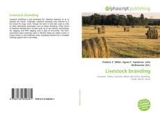 Bookcover of Livestock branding