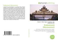 Обложка Endowment (Mormonism)