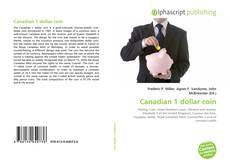 Bookcover of Canadian 1 dollar coin