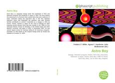 Bookcover of Astro Boy