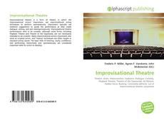 Copertina di Improvisational Theatre