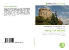 Henry II of England kitap kapağı
