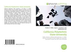 Bookcover of California Polytechnic State University