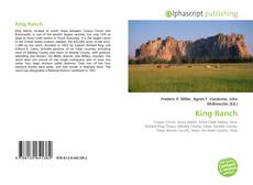 Capa do livro de King Ranch