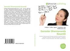 Buchcover von Damodar Dharmananda Kosambi