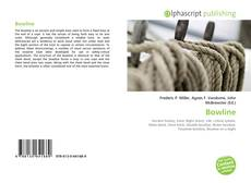 Bookcover of Bowline