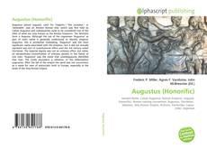 Buchcover von Augustus (Honorific)
