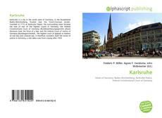 Buchcover von Karlsruhe