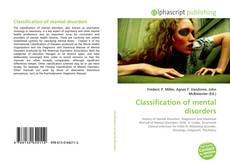 Buchcover von Classification of mental disorders