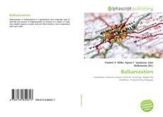 Bookcover of Balkanization