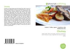 Bookcover of Chutney