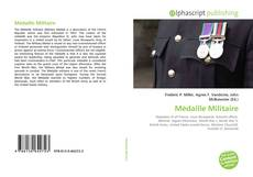 Bookcover of Médaille Militaire
