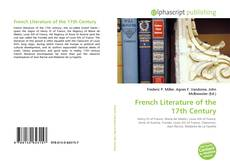 French Literature of the 17th Century的封面