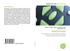 Bookcover of Feed-forward