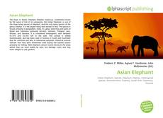 Bookcover of Asian Elephant