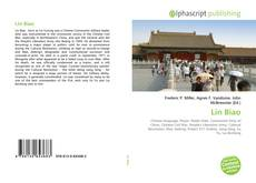 Bookcover of Lin Biao