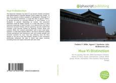 Hua-Yi Distinction的封面