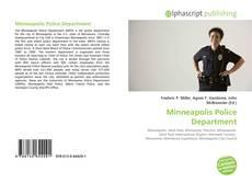 Portada del libro de Minneapolis Police Department