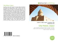 Bookcover of City Palace, Jaipur