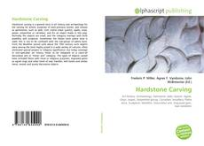 Bookcover of Hardstone Carving