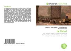 Bookcover of Jal Mahal