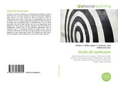 Bookcover of Circle of confusion